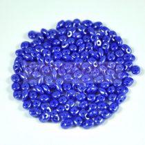 Superduo gyöngy 2.5x5mm - Sapphire Luster