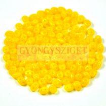 Superduo gyöngy 2.5x5mm - matte sunflower