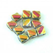 Silky gyöngy - Crystal Marea - 6x6mm