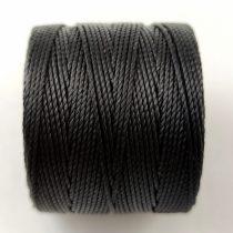 S-LON cérna - 0.5mm - Black
