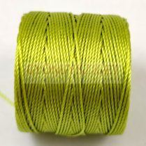 S-LON cérna - 0.5mm - Chartreuse