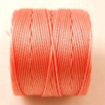 S-LON cérna - 0.5mm - Coral Pink