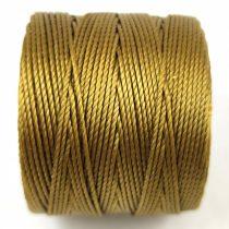 S-LON cérna - 0.5mm - Golden Olive