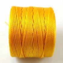 S-LON cérna - 0.5mm - Golden Yellow