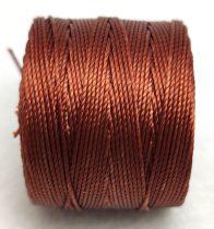 S-LON cérna - 0.5mm - Mahogany