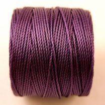 S-LON cérna - 0.5mm - Medium Purple