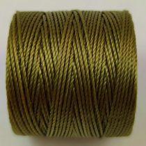 S-LON cérna - 0.5mm - Olive