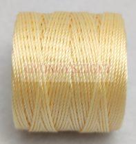 S-LON cérna - 0.5mm - Pale Yellow