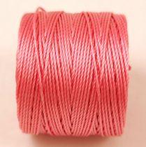 S-LON cérna - 0.5mm - Pink