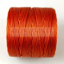 S-LON cérna - 0.5mm - Rust (Light Copper)
