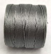 S-LON cérna - 0.5mm - Steel