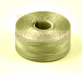 SuperLon (S-Lon) Beading Thread - sötét krém