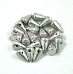 Préselt tüske gyöngy - Aluminium - 5x8mm