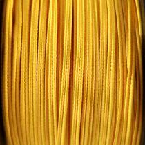 Olasz sujtás zsinór - 3mm - Daffodil