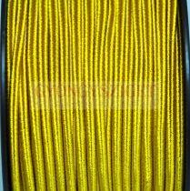 Olasz sujtás zsinór - 3mm - Mustard