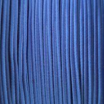 Olasz sujtás zsinór - 3mm - Brilliant Blue
