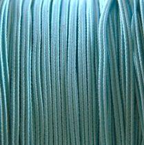 Olasz sujtás zsinór - 3mm - Baby Blue
