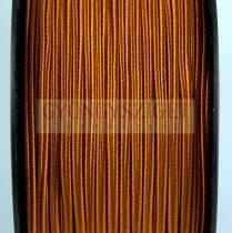 Olasz sujtás zsinór - 3mm - Brandy