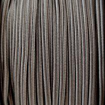 Olasz sujtás zsinór - 3mm - Charcoal