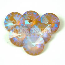Swarovski rivoli 12mm - Crystal Ochre DeLite