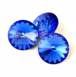 Swarovski rivoli 12mm - Sapphire