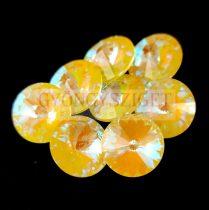 Swarovski rivoli 12mm - Crystal Sunshine DeLite
