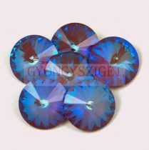 Swarovski rivoli 14mm - Crystal Burgundy DeLite