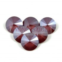 Swarovski rivoli 14mm - Crystal Dark Red