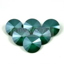 Swarovski rivoli 14mm - royal green