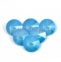 Swarovski rivoli 14mm - summer blue