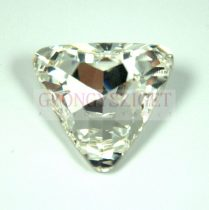 Swarovski - 4727 - Triangle Cabochon - 23 mm - Crystal