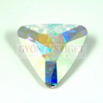 Swarovski - 4727 - Triangle Cabochon - 23 mm - Crystal ab