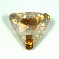 Swarovski - 4727 - Triangle Cabochon - 23 mm - Crystal solden shadow