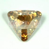 Swarovski - 4727 - Triangle Cabochon - 23 mm - Crystal solden shadow