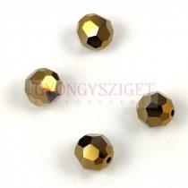 Swarovski MC round bead 8mm - Dorado 2X