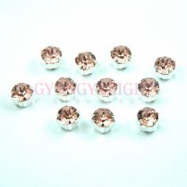Swarovski - 5320 - chaton montees - varrható chaton - Vintage Rose - 6mm