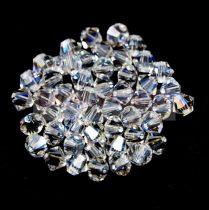 Swarovski bicone 3mm - Crystal Shimmer