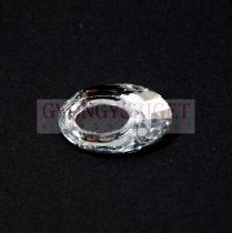 Swarovski - 6040 - 20mm - Helios Medál - Crystal CAL - 20mm