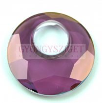 Swarovski - 6041 - 38mm - Victory Medál - Crystal Lilac Shadow