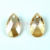 Swarovski - 6106 - 16mm - Crystal Golden Shadow