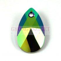 Swarovski - 6106 - 22mm - Crystal scarabeus green