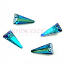 Swarovski - Spike - 6480 - bermuda blue - 18x9.5mm