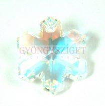 Swarovski - 6704 - Snowflake - 20mm - Crystal AB