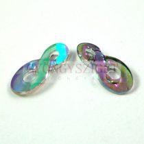 Swarovski - 6792 - Infinity Medál - Crystal Paradise Shine - 18mm
