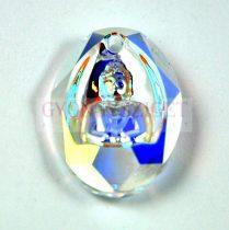 Swarovski Buddha Pendant - 6871 - crystal ab - 28x19.8mm