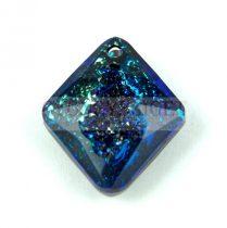 Swarovski Pendant - Growing Crystal Rhombus - Crystal Bermuda Blue - 26mm