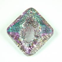 Swarovski Pendant - Growing Crystal Rhombus - Crystal Vitrail Light - 36mm