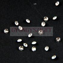 Swarovski - mini chaton - pp11 - Crystal - Fóliázatlan