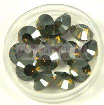 Swarovski chaton - pacific opal satin 8mm
