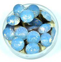 Swarovski chaton - 8mm -  Air Blue Opal  - xirius